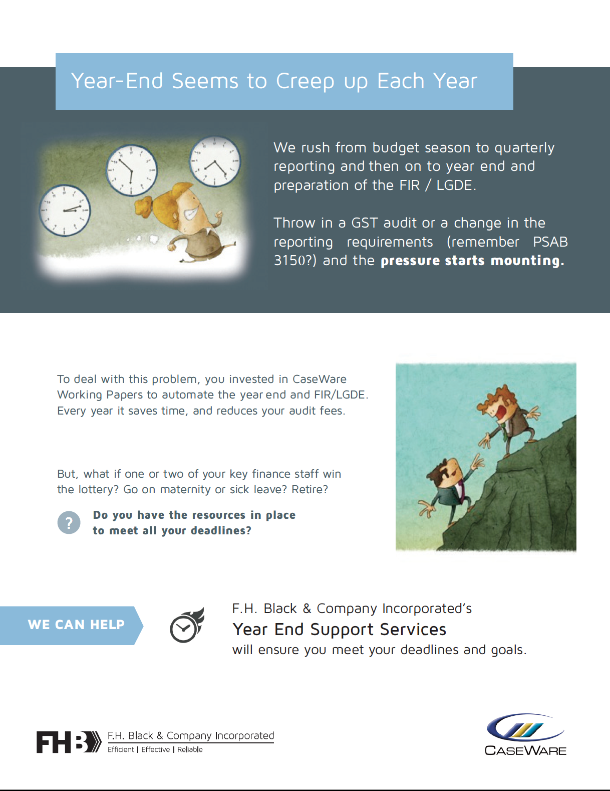 Year End Support Services