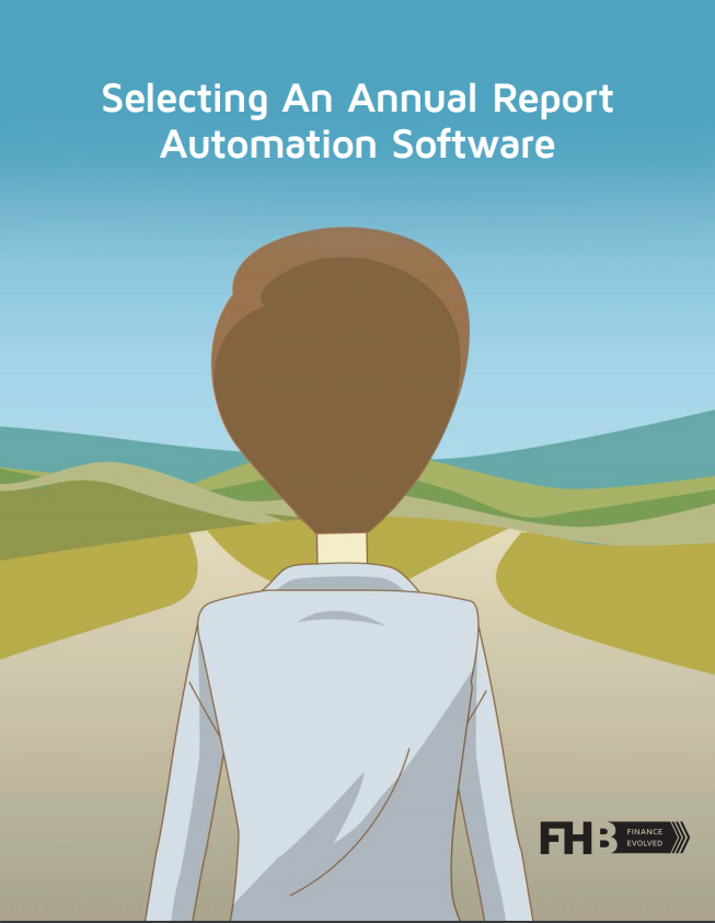 Selecting an Annual Report Automation Software