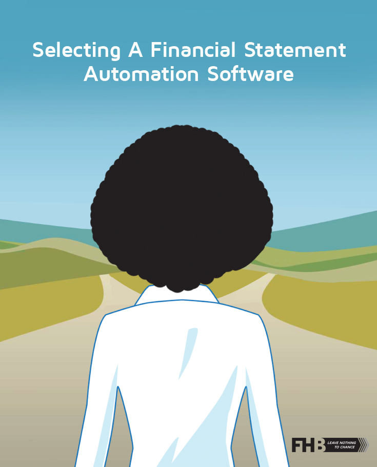 Selecting A Financial Statement Automation Software