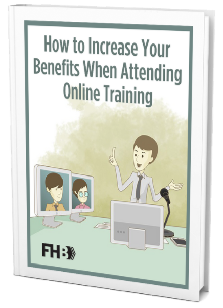How to Increase Your Benefits When Attending Online Training