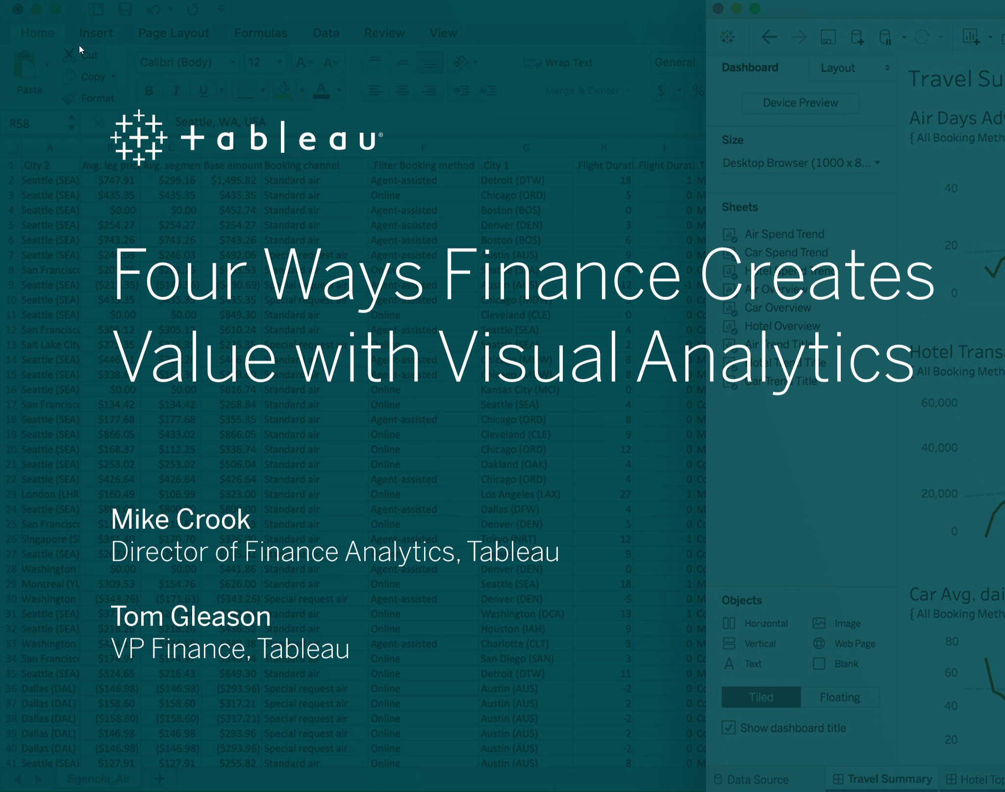 Tableau 4 ways finance creates value with visual analytics Resources PageV2