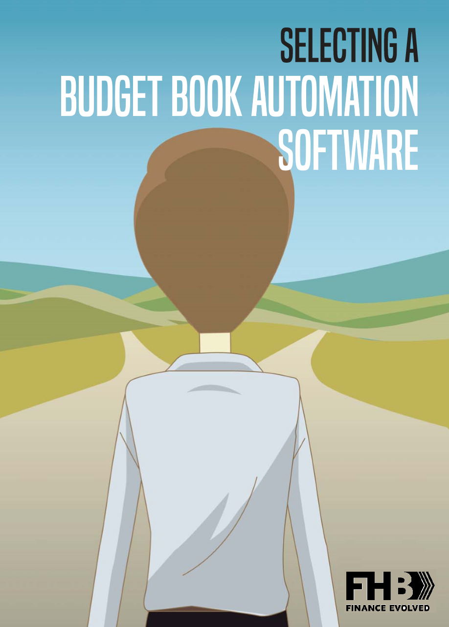 ebook budget book automation software FHB LogoV2